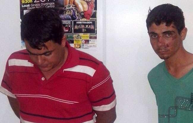 Policia prende suspeitos de assassinar casal durante festa em Nerópolis