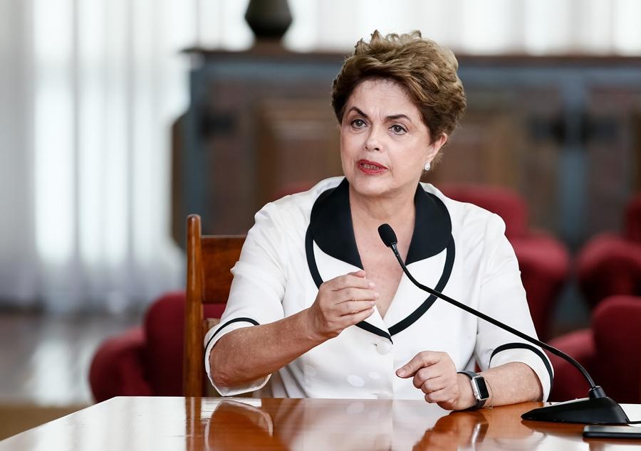 Dilma afirma que resultado de votação fatiada é 'estranho'