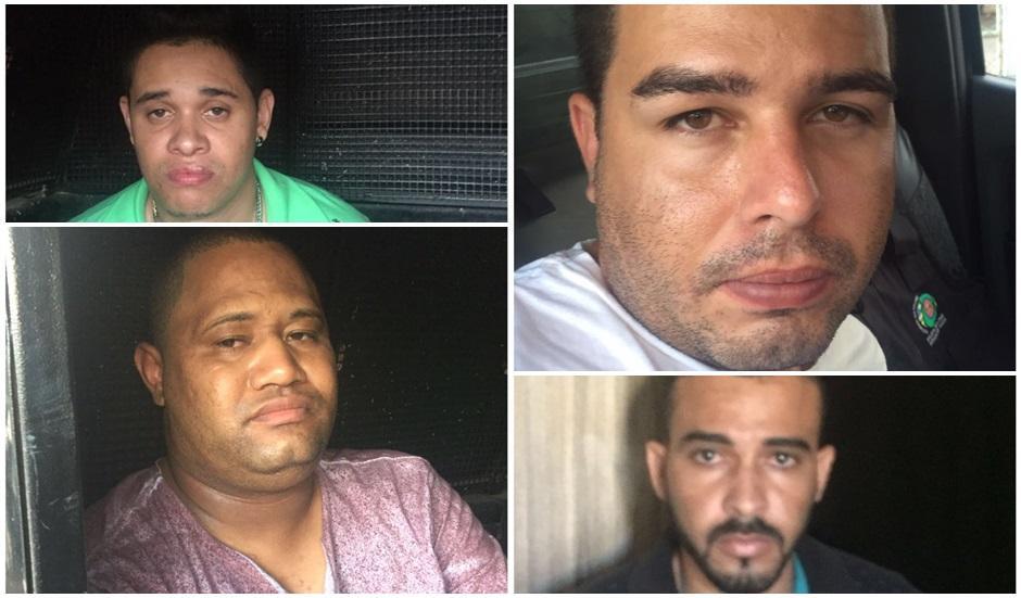Polícia prende quadrilha que levou R$ 800 mil do banco Bradesco de Anápolis