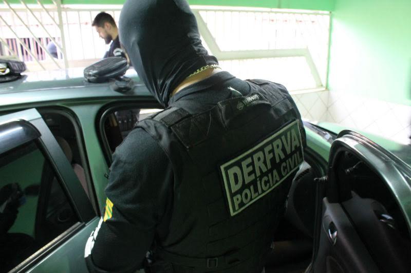 Polícia Civil desarticula organização criminosa responsável por roubo e adulteração de veículos