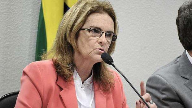 Senado: comissão aprova convite para ouvir Graça Foster