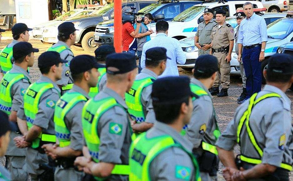 Polícias Civil e Militar deflagram operação conjunta em Itumbiara