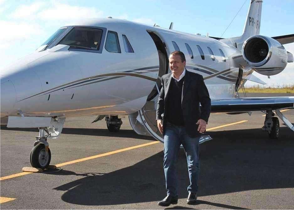 Laudo da PF aponta novos pagamentos a dono de avião usado por Campos