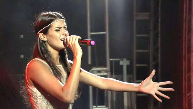 Veja como foi o show da cantora portuguesa Cuca Roseta no FIGO