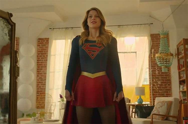 CBS divulga trailer do seriado 'Supergirl