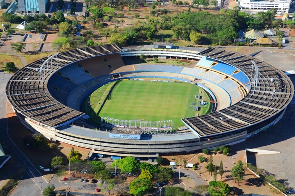 Estádio Serra Dourada reabre com amistoso Vila Nova e Flamengo