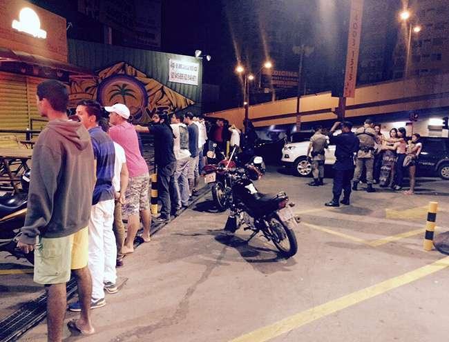 Quatro pessoas são presas em operação da PM e Polícia Civil, em Goiânia