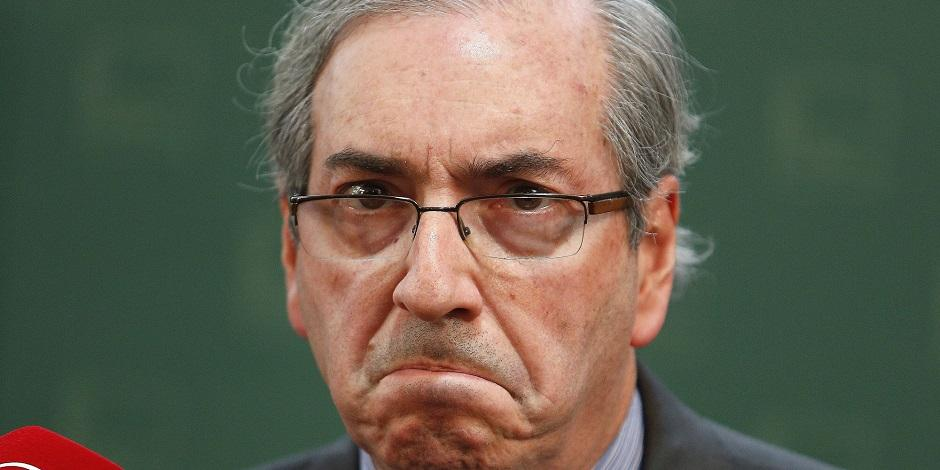 Câmara marca votação de cassação de Cunha para segunda