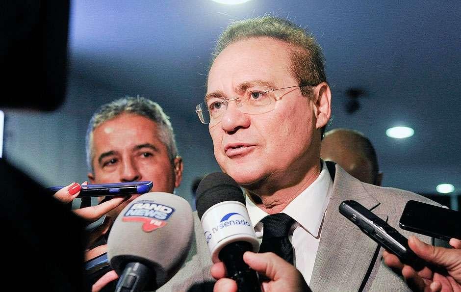 STF abre mais dois inquéritos contra Renan Calheiros