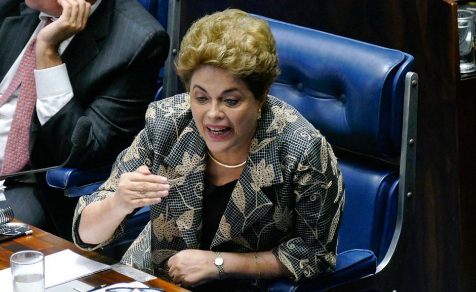 Dilma Fará declaração à imprensa depois da votação do impeachment