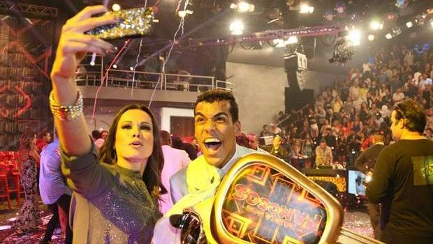Marcello Melo Jr. é campeão da Dança dos Famosos 2014