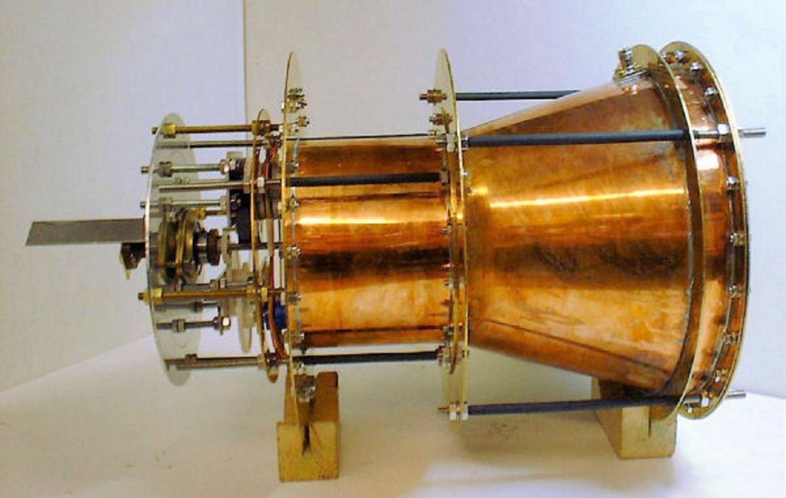"""""""Motor Impossível"""" funciona e viola leis da física"""