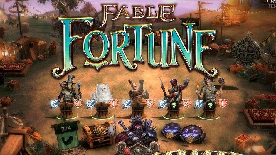 Revelados detalhes de Fable Fortune