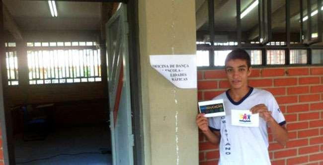 Escola Estadual de Anicuns é destaque no prêmio Arte na Escola Cidadã