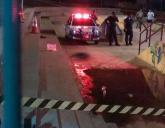 Rapaz morre eletrocutado ao encostar em poste no Setor Faiçalville