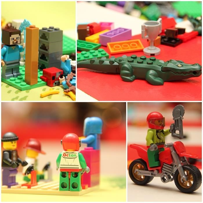 Casa Lego chega ao último final de semana no Flamboyant Shopping
