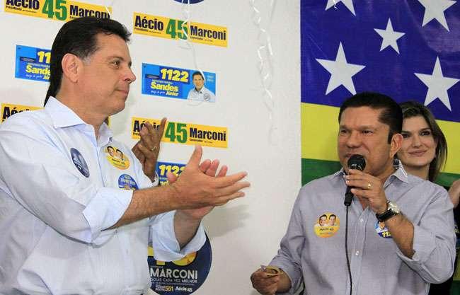 Em Goiânia, Marconi reafirma compromisso de campanha propositiva e de alto nível
