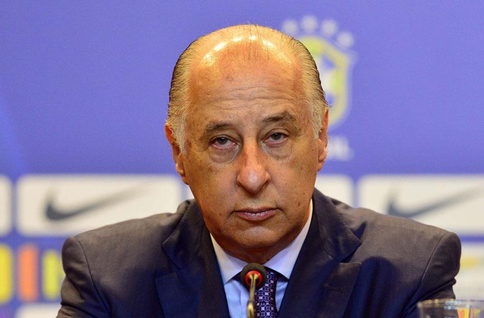 Del Nero avisa à Chapecoense que time será declarado campeão da Sul-Americana