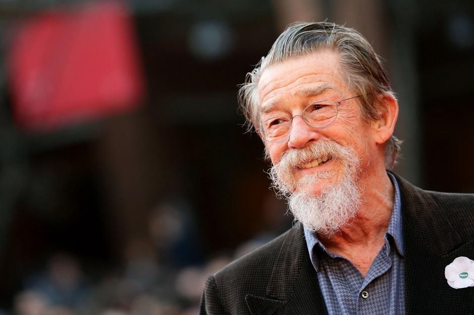 John Hurt, ator de Harry Potter, Alien e Doctor Who, morre aos 77 anos