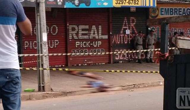 Guerra de quadrilhas deixa quatro mortos e quatro feridos em Goiânia