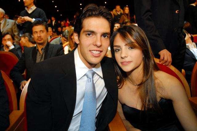 Chega ao fim casamento de Kaká e Carol Celico