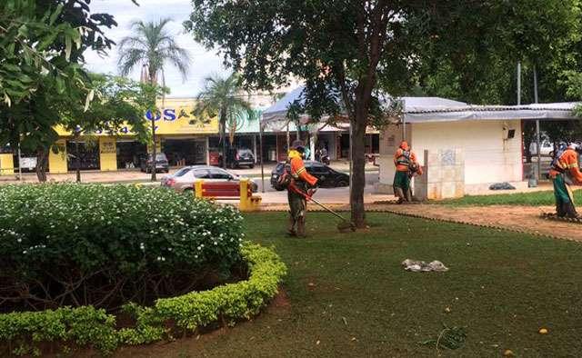 Prefeitura inicia 3ª Frente de Trabalho na região Sul de Goiânia