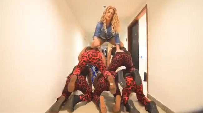 Ator Paulo Gustavo grava paródia de clipe de Beyoncé em Brasília