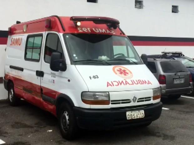 Paciente psiquiátrico furta ambulância e dirige a 170 km/h em Campinas