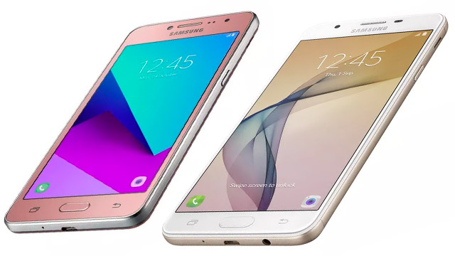 Samsung lança Galaxy J2 Prime e J7 Prime no Brasil