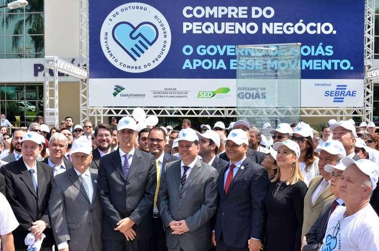 Marconi sanciona lei decisiva para Pequena e Micro Empresas em Goiás