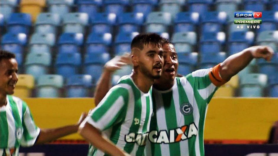 Goiás se despede da Série B de 2016 com vitória sobre o lanterna Sampaio Corrêa