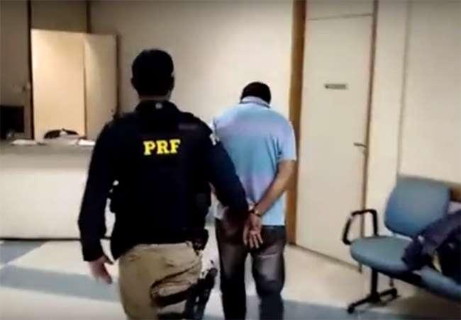 Foragidos da justiça são presos pela PRF em Jataí