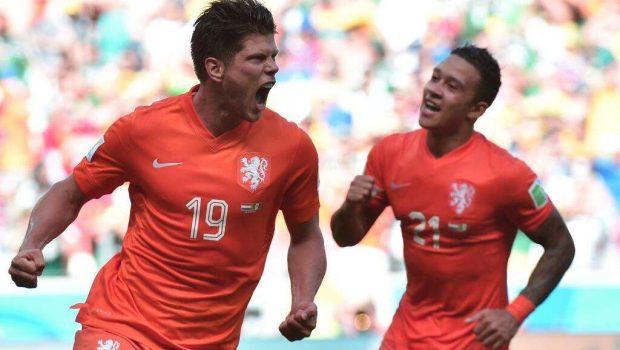 Holanda vira no fim, elimina México e vai às quartas
