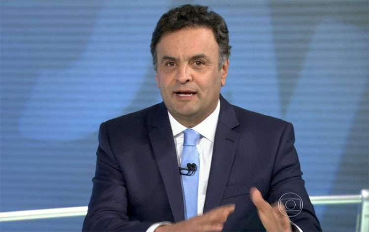 Aécio: condenado no PSDB não será tratado como herói