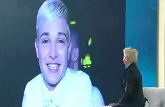 'É uma grande felicidade ela falar que seria seu filho', diz Mc Gui sobre menção de Xuxa