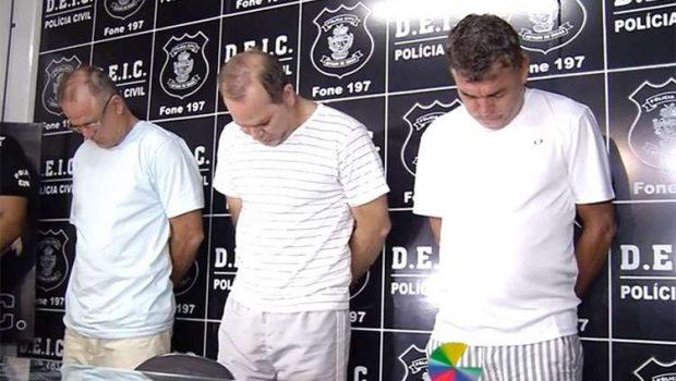 Presos três suspeitos de sequestrar dono de motel em Goiânia