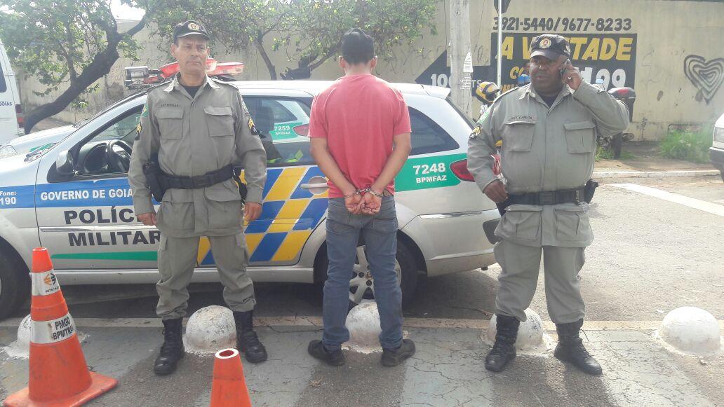 PM recupera veículo roubado antes que a vítima registrasse ocorrência, em Goiânia