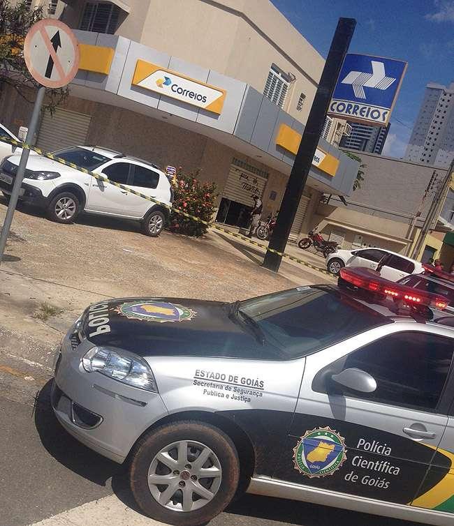 Homem é morto ao deixar agência dos Correios na Avenida T-13, no Bueno