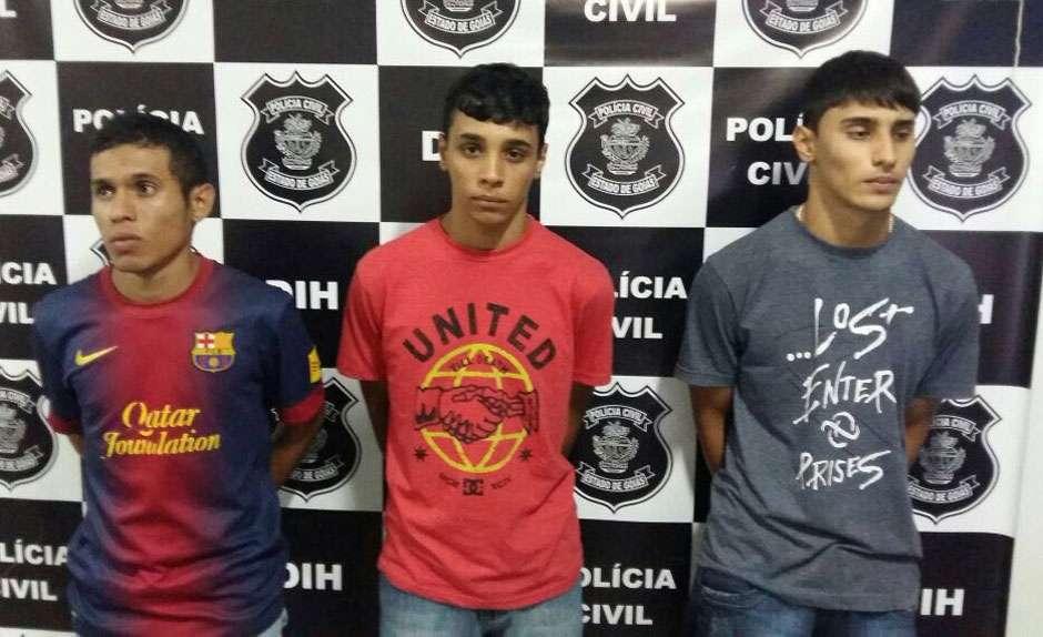 Polícia prende suspeitos de terem assassinado o estudante Gabriel Caldeira