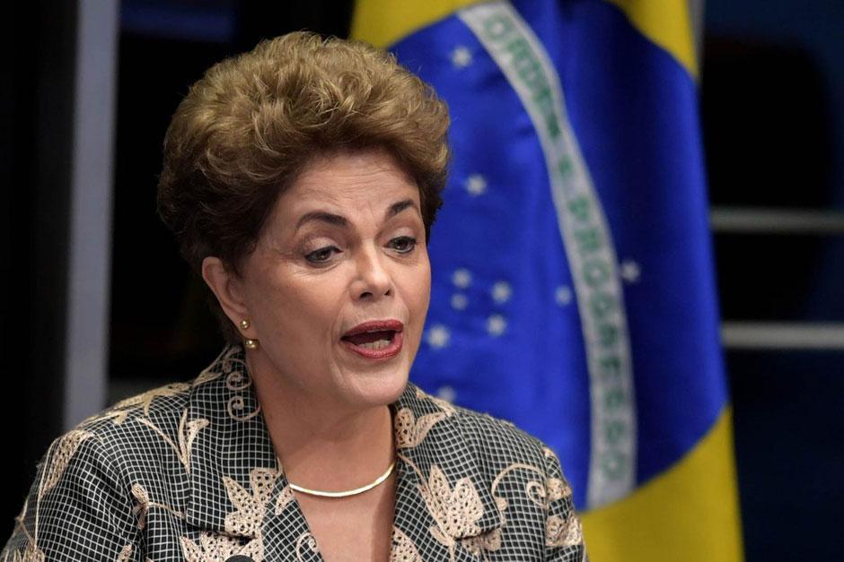 Dilma: golpe, se consumado, resultará na eleição indireta de governo usurpador