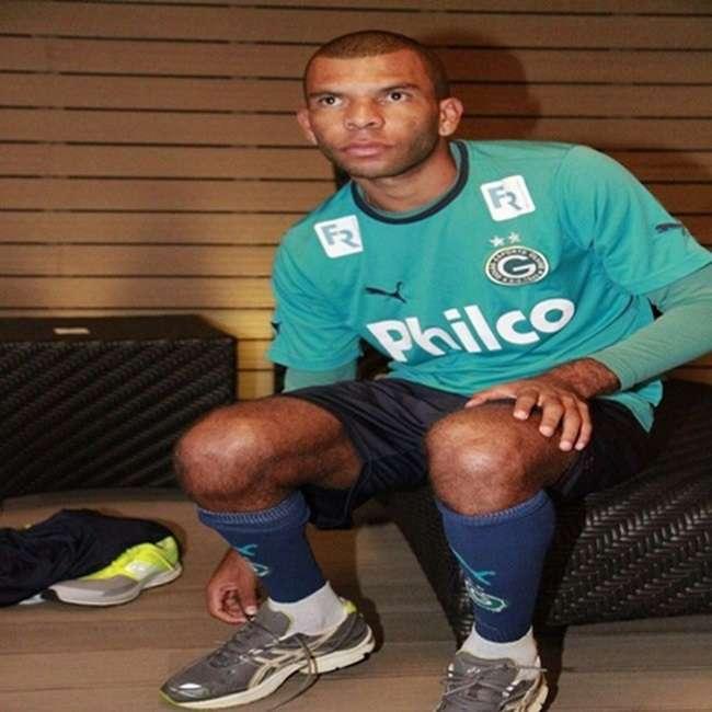 Com contrato no fim, Amaral pode estar de saída do Goiás