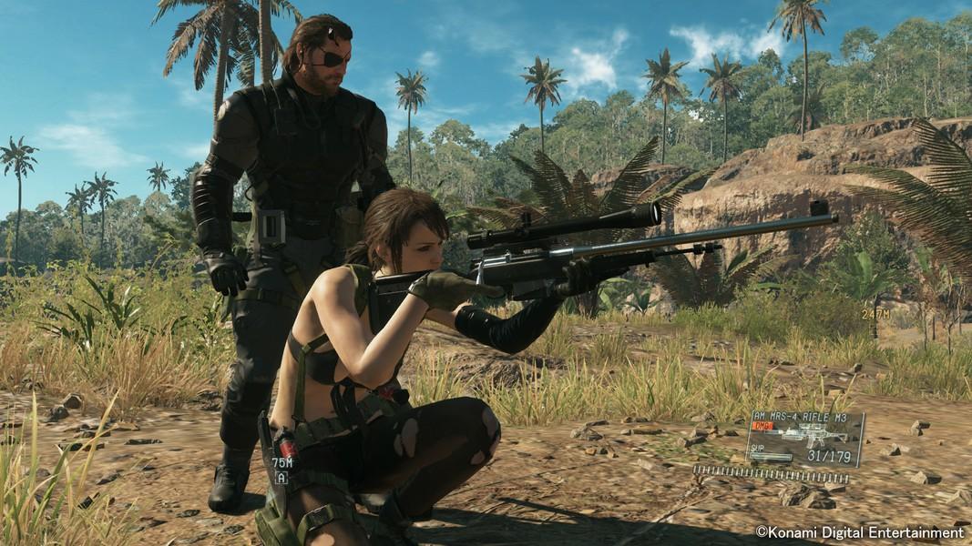 Os dois Metal Gear Solid 5 serão relançados juntos