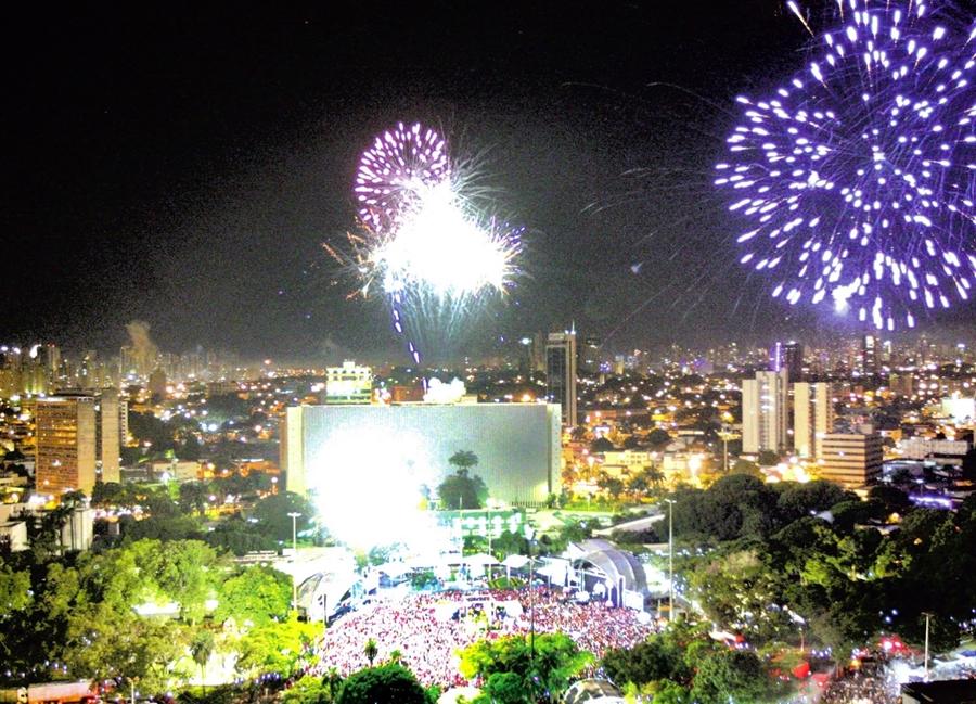 TCE autoriza realização de show de reveillon em Goiânia