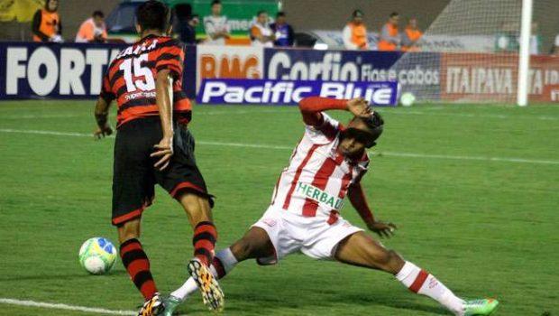 Atlético derrota Náutico e fica mais perto do G4