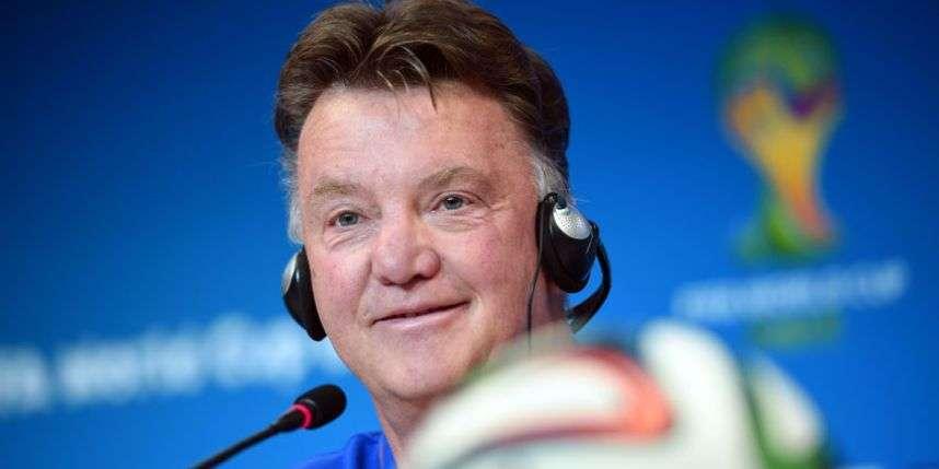 'É a melhor Copa nos últimos 30 anos', diz Van Gaal