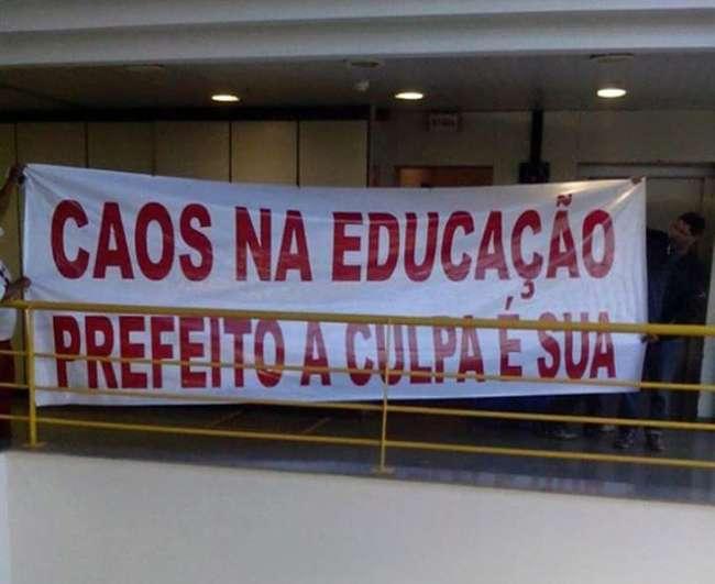 Justiça decide que greve de servidores da educação de Goiânia é legal