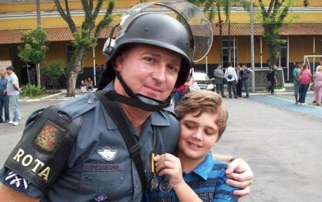 Família tenta provar inocência de Marcelo Pesseghini com Facebook