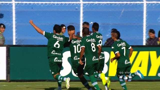 Goiás vence a Aparecidense no primeiro confronto e amplia vantagem