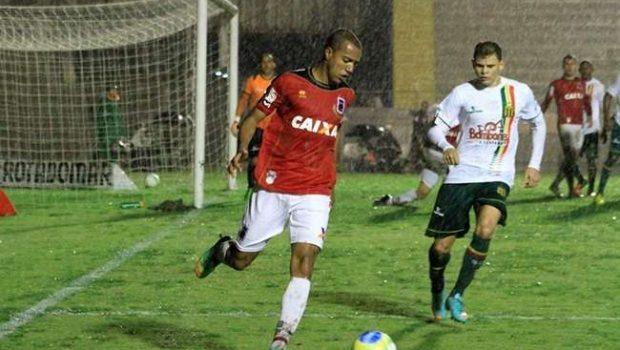Paraná só empata em casa e perde a série de vitórias