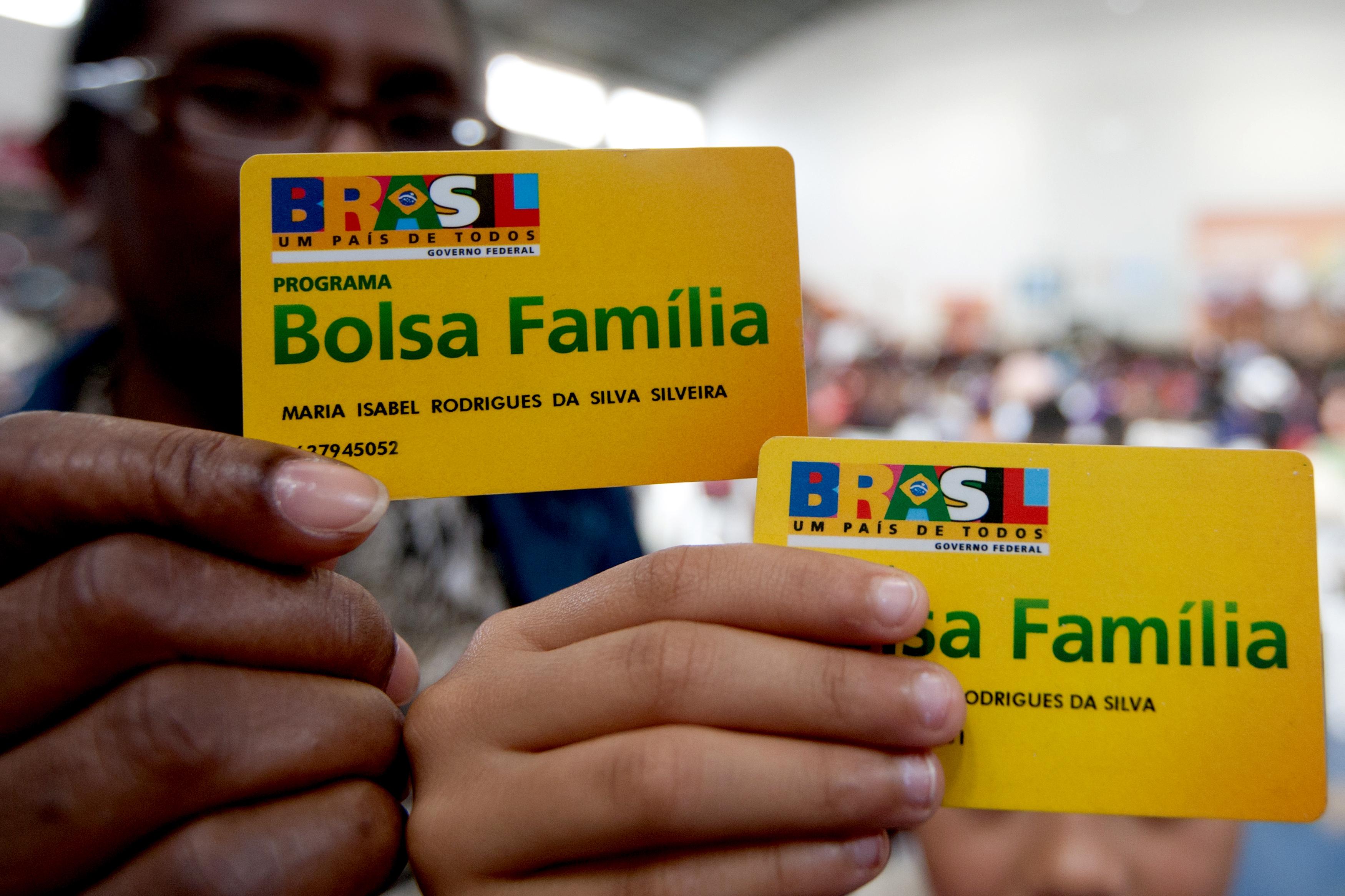 Governo cancela 469 mil cadastros do Bolsa Família